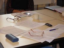 """Atelier d'écriture """"Huit plumes en fureur"""" Un atelier d'écriture sera animé les jeudis 7, 14, 21 et 28 novembre à la Bibliothèque François De Troyer à Rixensart, par Christophe Ghislain."""