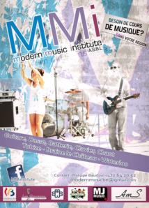 Des cours de musique avec MMI Modern Music Institute