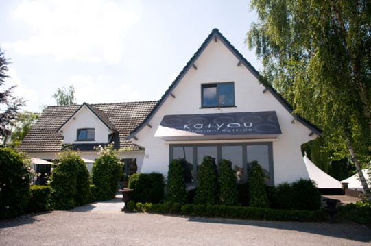 Restaurant Kaiyou à Plancenoit