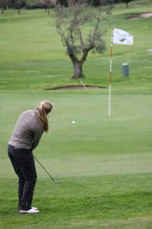 Waterloo : Chloé Leurquin, rencontre golfique.