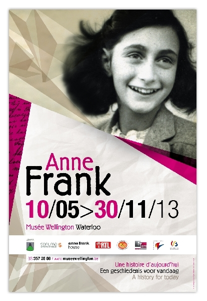 Waterloo : Expo Anne Frank