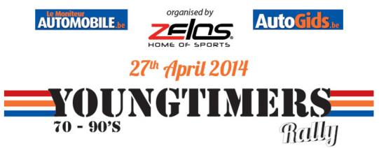 1st Youngtimers Rally de Belgique, un rallye fait pour vous!