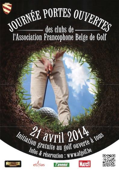 Golf de Rigenée : Bienvenue à notre journée Portes Ouvertes du 21 avril