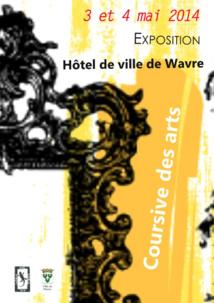 """Wavre : Huitième édition de la """"Coursive des arts"""" 2014 Expo: photo, peinture."""