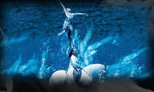 CAVALIA : Le Spectacle équestre féérique...