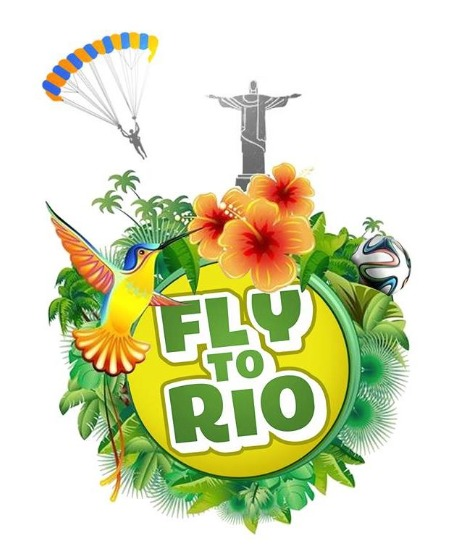 FLY TO RIO ! (Animation Braderie de Wavre)