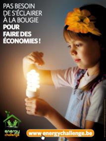 Energy Challenge Pas besoin de bougies pour faire des économies d'énergie !