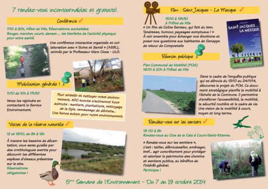 Genappe : Mobilisation générale en faveur de l'environnement !