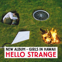 Nouvel album pour les Girls In Hawaii !