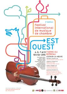 LE CINQUIÈME FESTIVAL INTERNATIONAL DE MUSIQUE DE CHAMBRE « EST-OUEST »