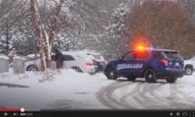 Ne ratez pas cette vidéo ! La Police, miracle de Noël !