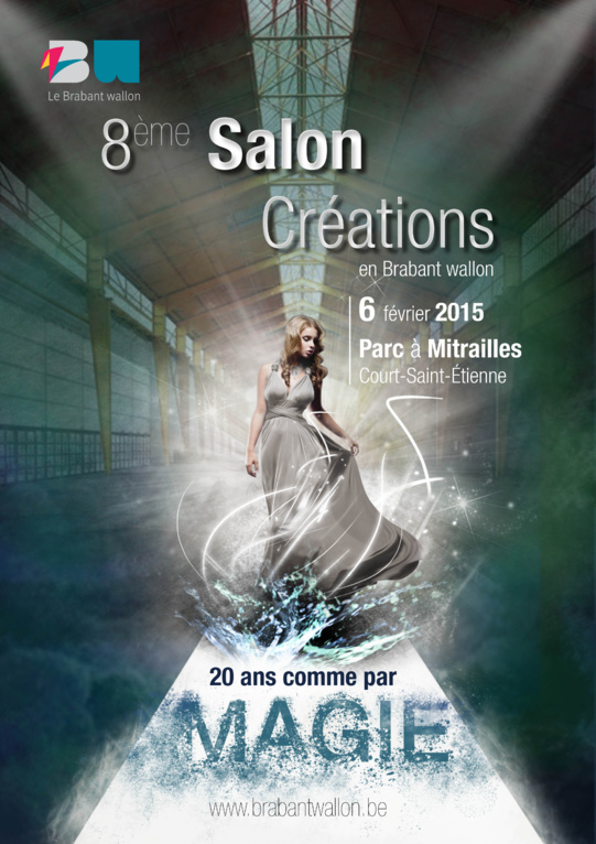 8e Salon Créations en Brabant wallon