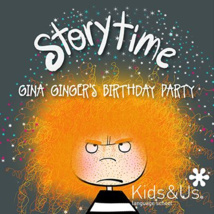 Storytime by Kids&Us (l'Heure du Conte en Anglais)
