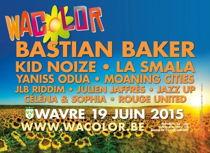 Wavre : Festival WACOLOR !