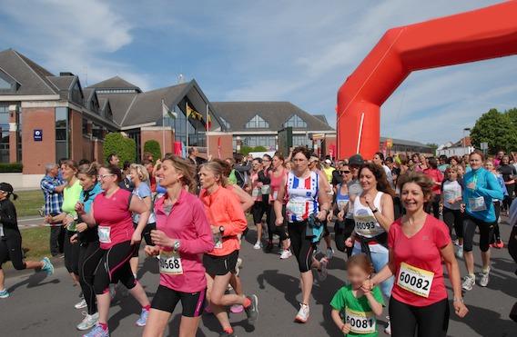La Woman Race revient à Waterloo !