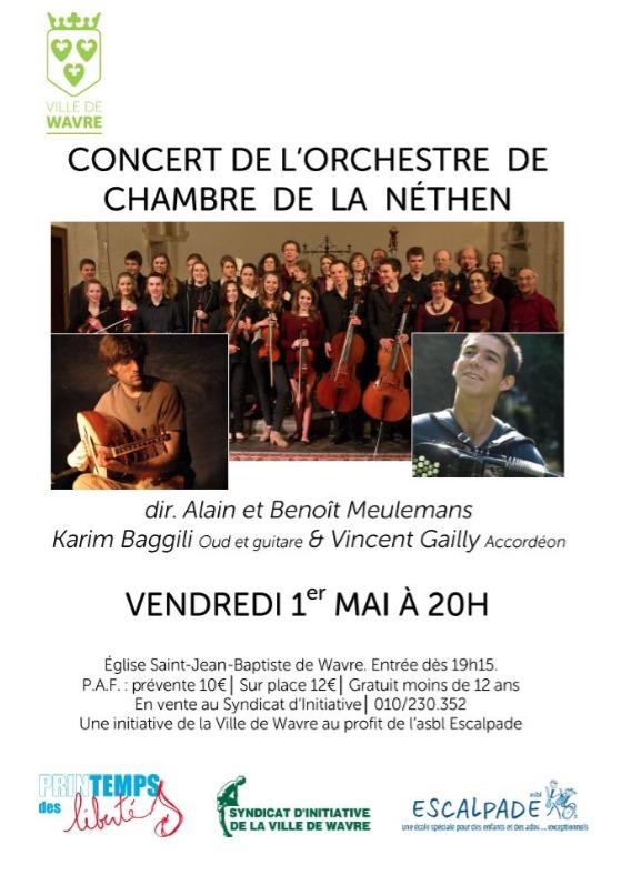 Un concert et une bonne cause