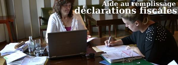 Aide au remplissage des déclarations fiscales à Wavre
