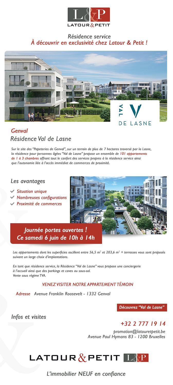 Immobilier de qualité à Genval !