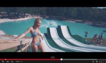 Royal Flush ! Magnifique vidéo.... Quand cela à la plage de Renipont ?