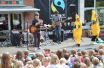 Fairtrade Rixensart - Les enfants connaissent mal l'origine de nos aliments