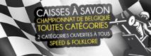 Caisses à savons - Championnat de Belgique !