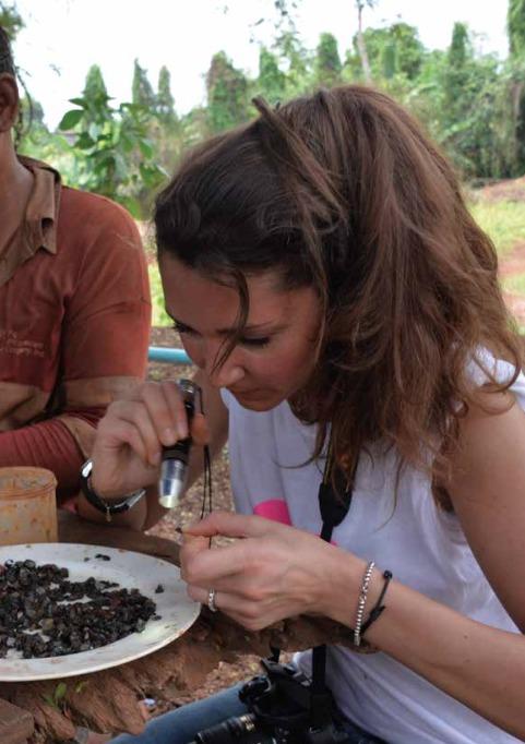 """Chloé Sarasola pour Nasoha : """"Commençons par prendre soin de nous-même c'est un bon début pour sauver la planète"""""""