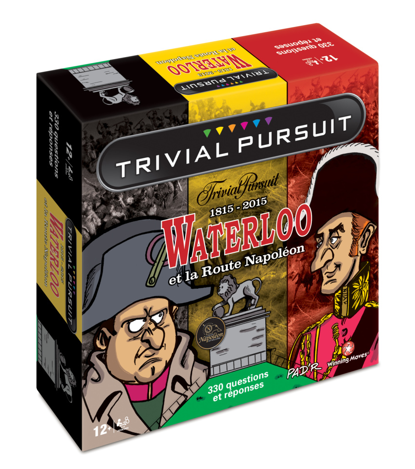Le Trivial Pursuit Waterloo et la Route Napoléon