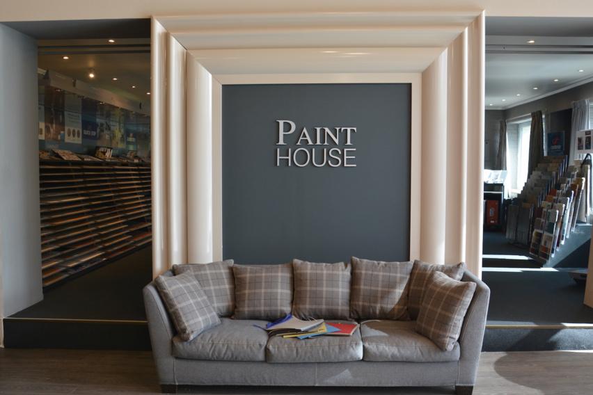 PAINT HOUSE Décoration  « L'endroit du décor » (Décoration Wavre - Waterloo)