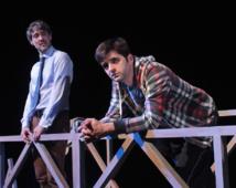 Théâtre à Waterloo : Le Pont, une rencontre des plus improbables...