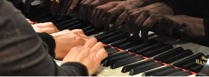 Concert des professeurs de l'Académie de musique de Wavre le 22 janvier
