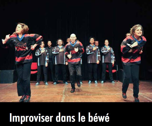 Improviser dans le béwé ! (improvisation - Brabant wallon)