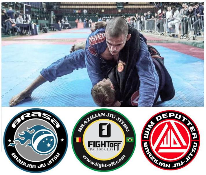 Soirée découverte gratuite de Jiu Jitsu brésilien au Training Center Fight Off à Wavre !