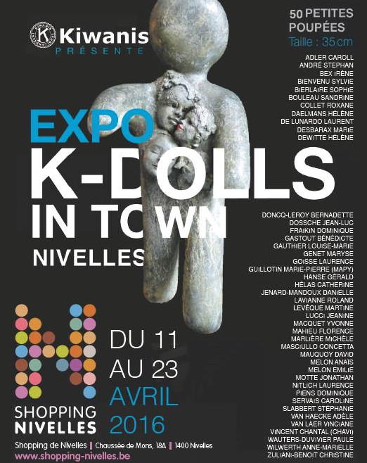 Nivelles : K-Dolls in Town !