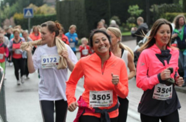 Le jogging des femmes revient à Waterloo !