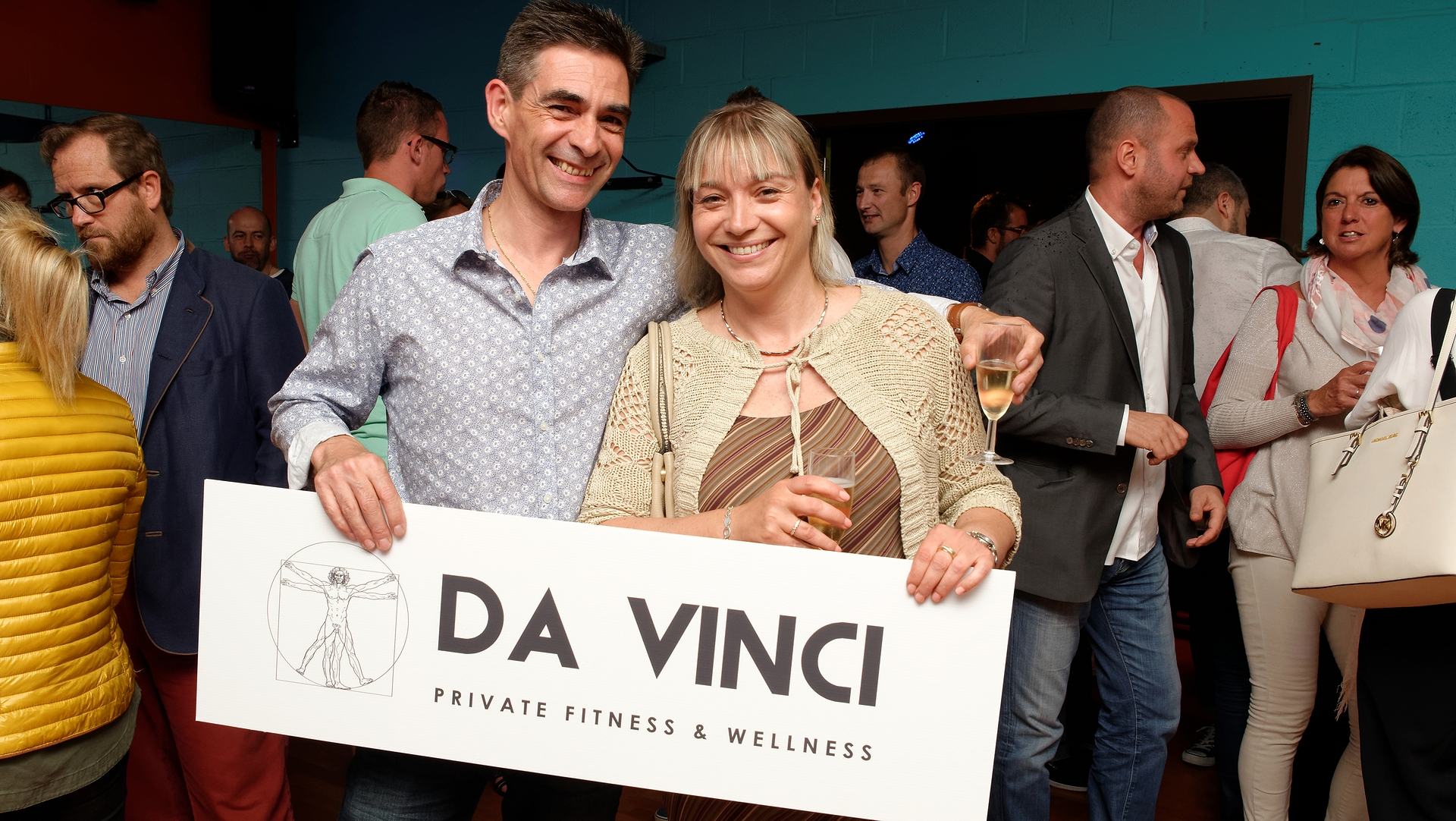 People : Ouverture du New Da Vinci Fitness, Functional Training and coaching à Wavre !