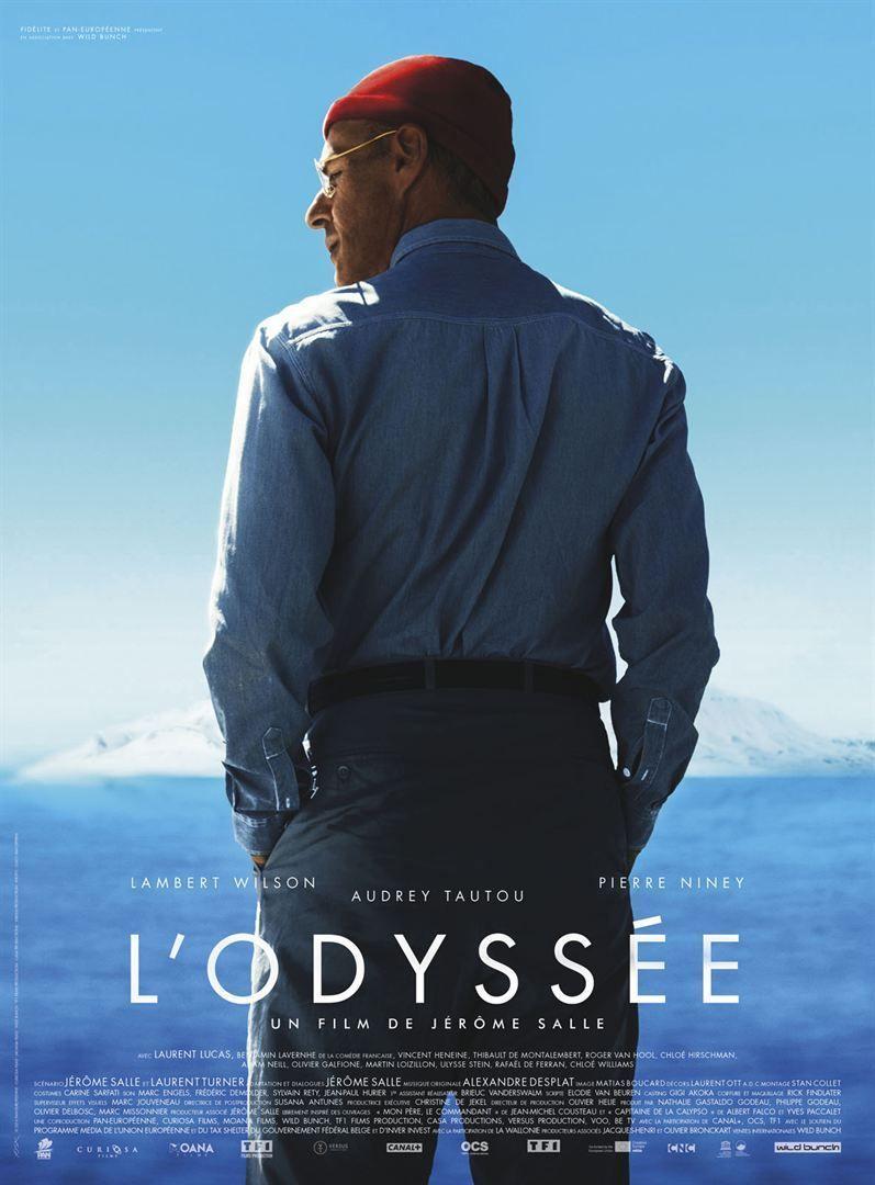 """Cinéma : """"L'Odyssée"""" du commandant Cousteau à CinéWa"""