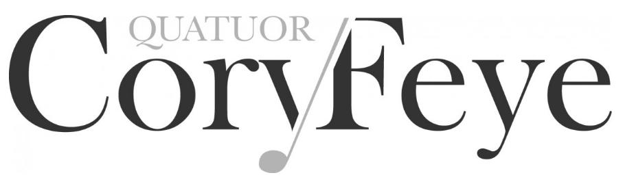 CoryFeye en concert : Arca à l' Abbaye de Villers La Ville le 22 novembre.