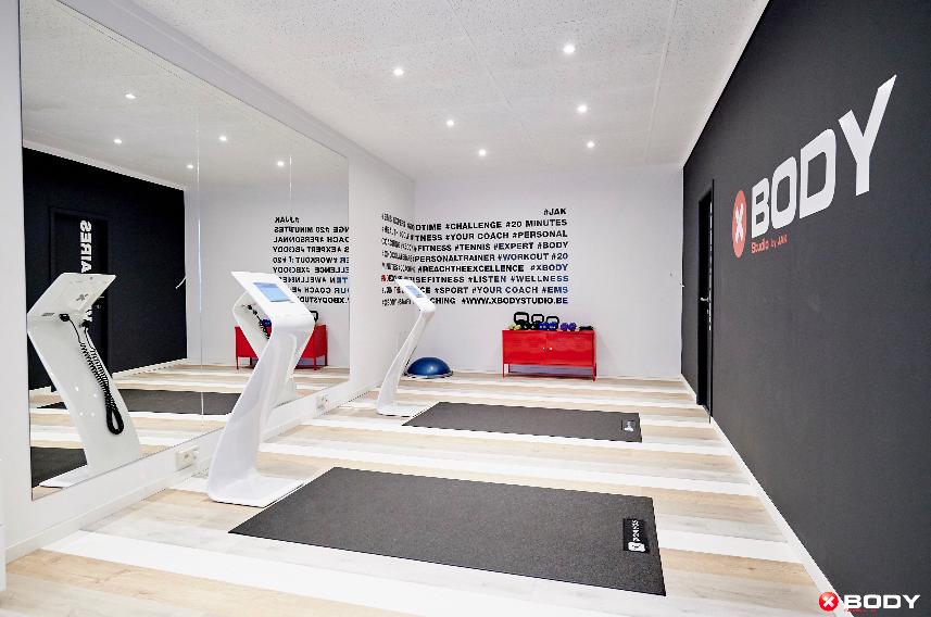 XBODY... ou le sport-santé Electro-Stimulé (Fitness-EMS, Electrostimulation Wavre, Lasne)