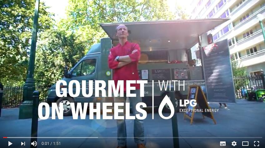 FOOD TRUCK EN BRABANT WALLON : Découvrez la vidéo Urban cook !