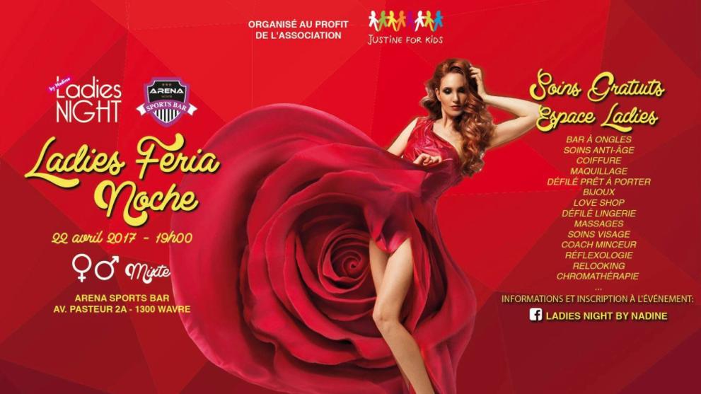 Ladies Night Feria Noche ! (Organisé par Ladies Night by Nadine)