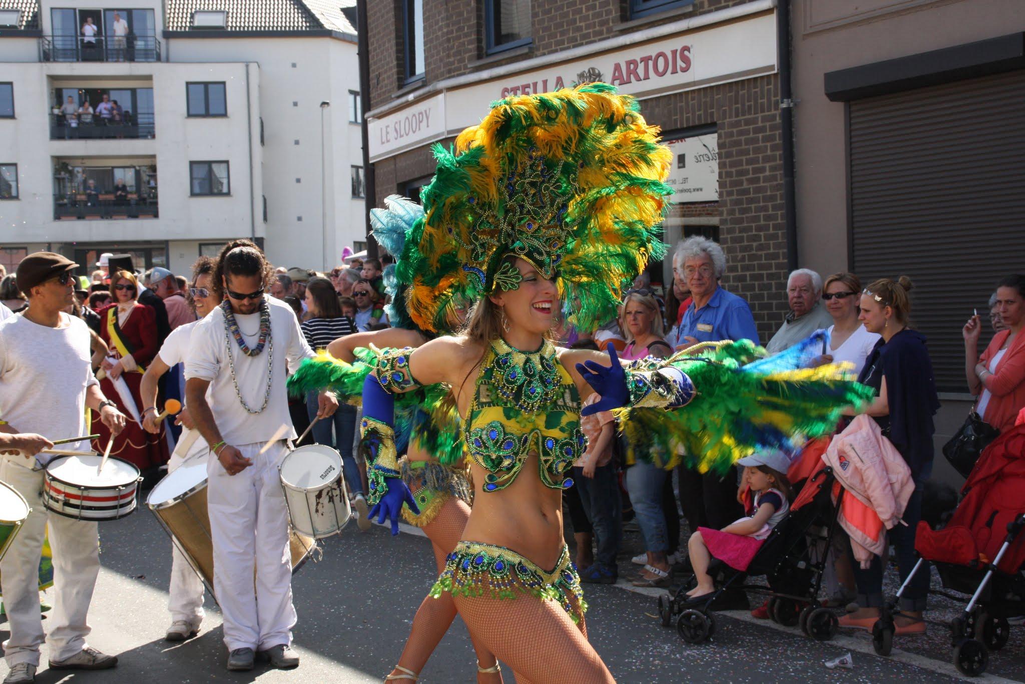 Carnaval de Genappe 2017, toutes les photos !