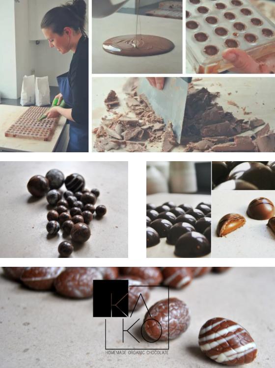 KAKO, la chocolaterie 100% BIO en Brabant Wallon et à Bruxelles !