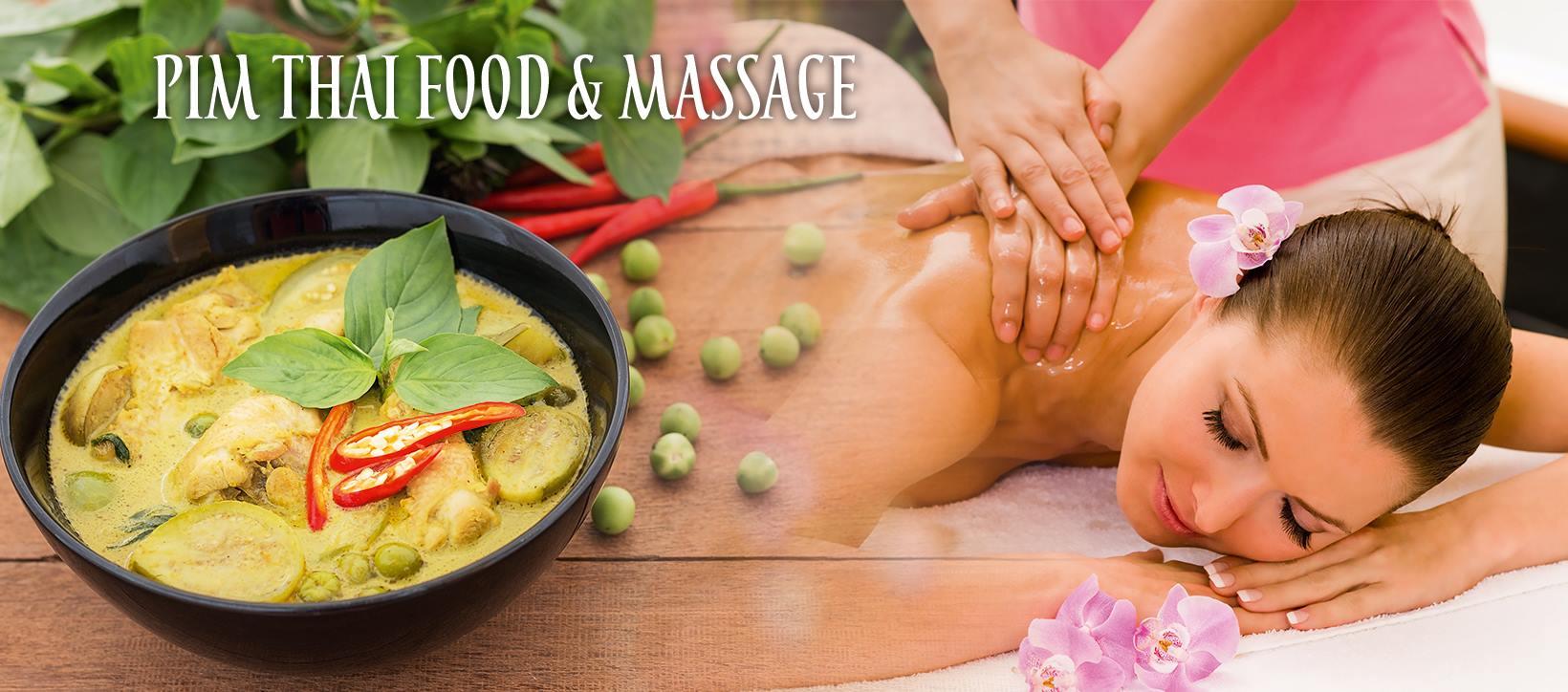PIM-THAI : Massage & Thai Food Take away (Chastre / Brabant wallon)