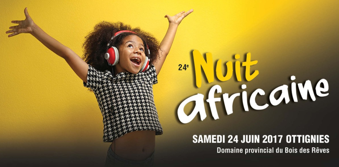 Ottignies : 24ème Nuit africaine