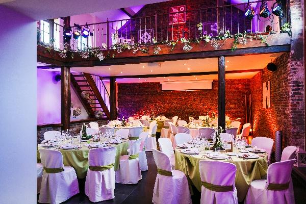 Salle de mariage en Brabant wallon : I have a dream...
