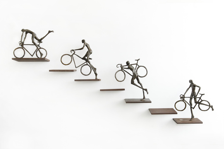 Waterloo Expo : Bronzes dynamiques et aquarelles personnelles