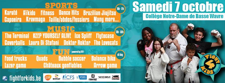 Fight For Kids - Sports and Music Charity Festival