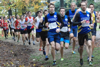 Énorme succès pour le 43e Grand Prix Gaston Reiff de Cross Country à Braine-l'Alleud !