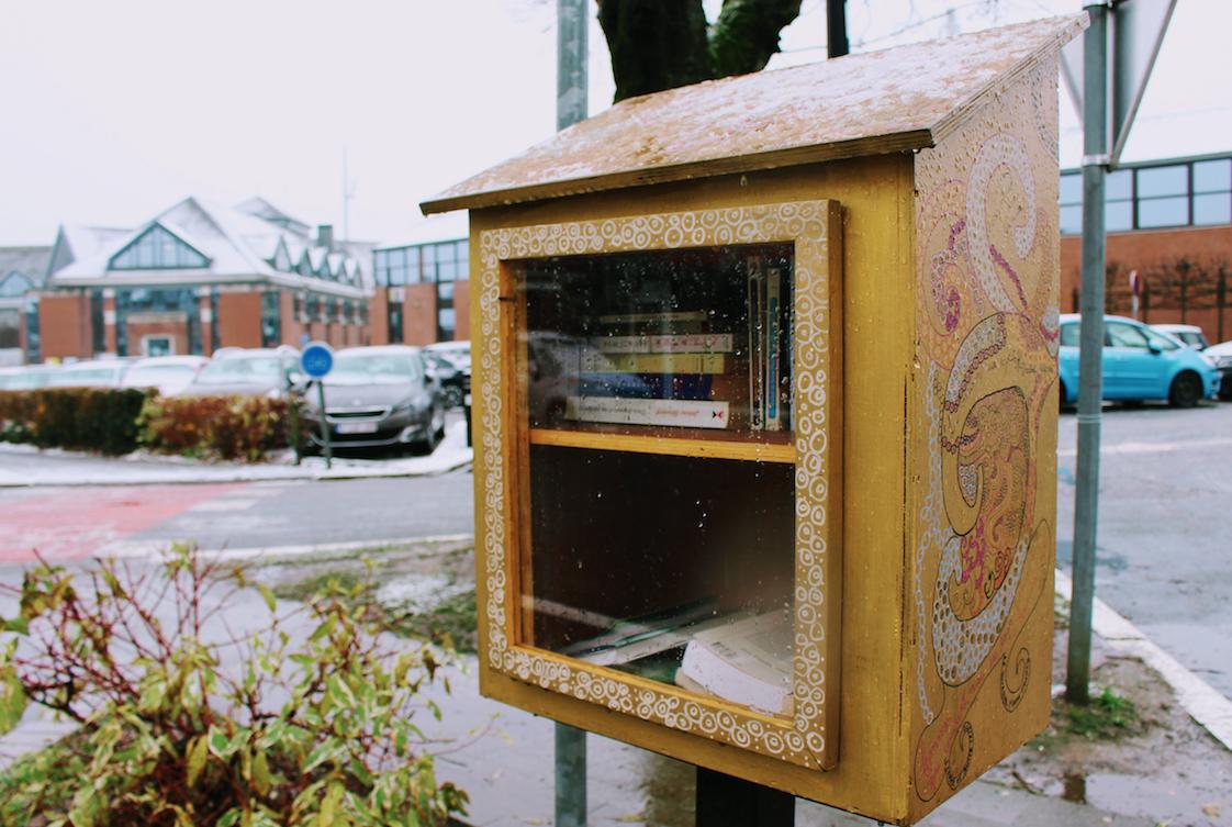 Waterloo : Trois nouvelles boîtes à livres pour un hiver d'évasions littéraires