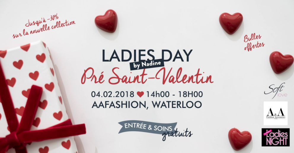 Ladies Day Pré-St Valentin by Nadine